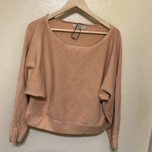 ZARA Knit Oversized  top/sweatshirt